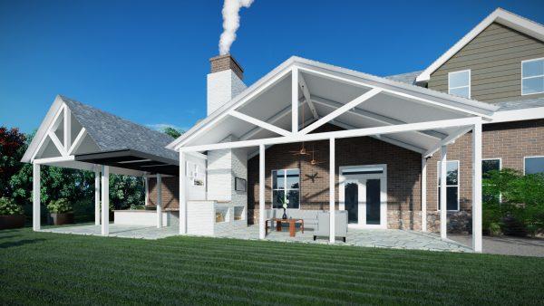 outdoor kitchen design outdoor living