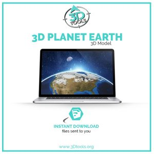 3D Tools 3D Earth 3D Model download