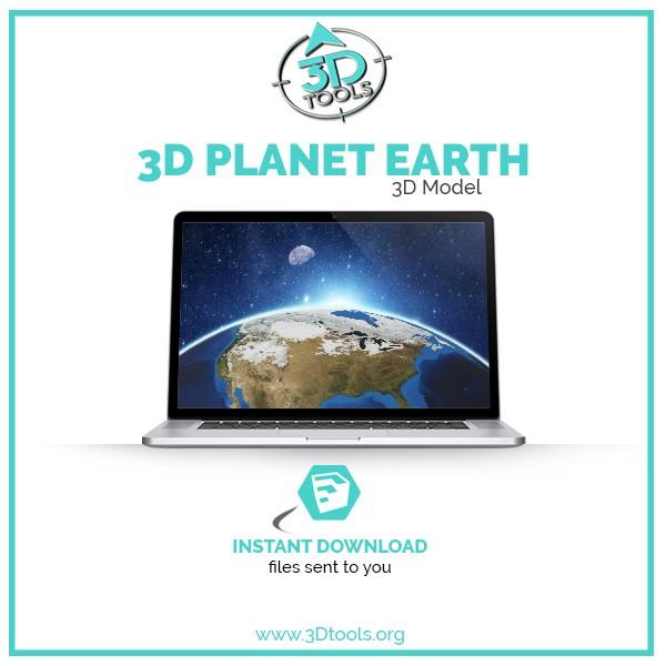 3D Tools 3D Earth 3D Model download