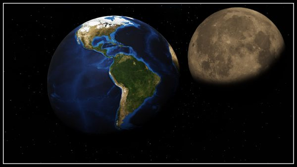 Planet-Earth-3D Model