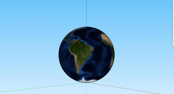 Planet-Earth-3D-Model-sketchup-model