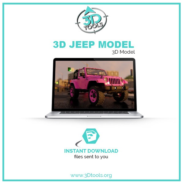 3D-Tools-3D-Jeep-pink-3D-Model-download - INSTANT