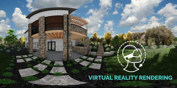 virtual reality rendering service