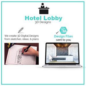 hotel lobby designs designer