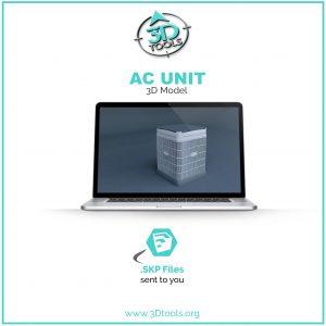 AC-UNIT-3D-MODEL