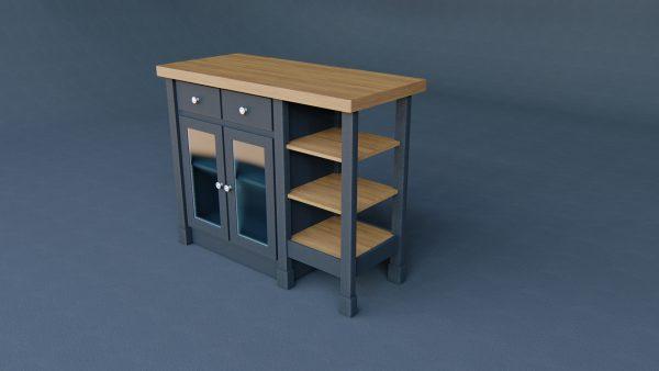 kitchen-island-3d-model-cart