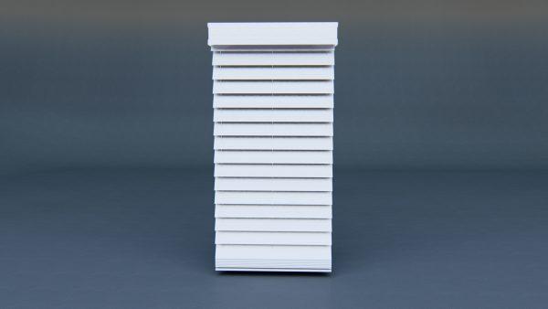 Single Window Blinds 3d model download free