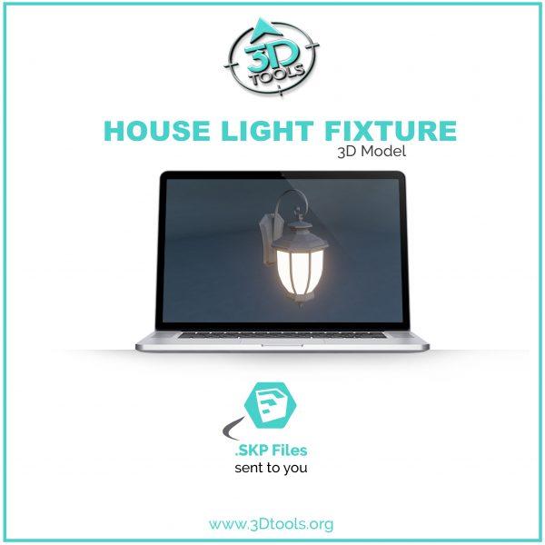 House Light fixture 3d model