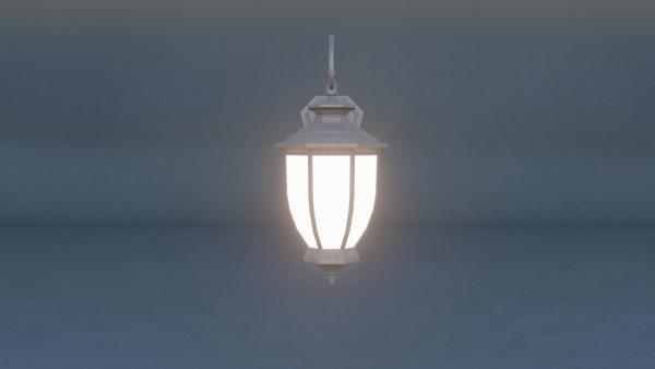 Residential Light fixture 3d model