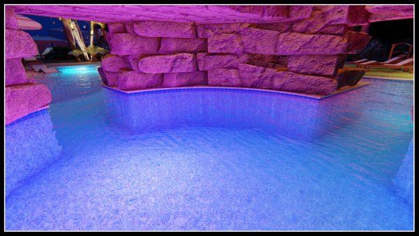 grotto pool designer