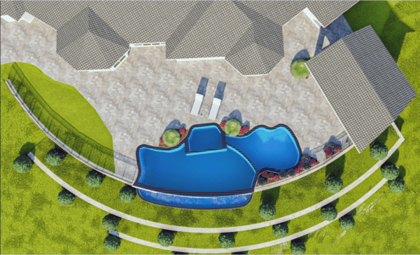 pool designer digital plans