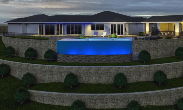 infinity edge pool designs