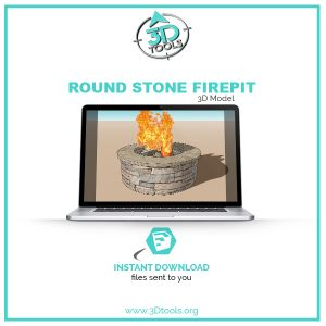 3d-models-download-fire-pit