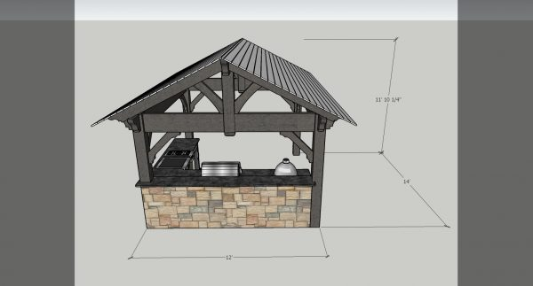 3d-models-download-OUTDOOR-KITCHEN-GAZEBO-backyard-design