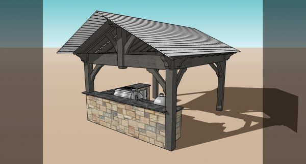3d-models-download-OUTDOOR-KITCHEN-GAZEBO-free-download