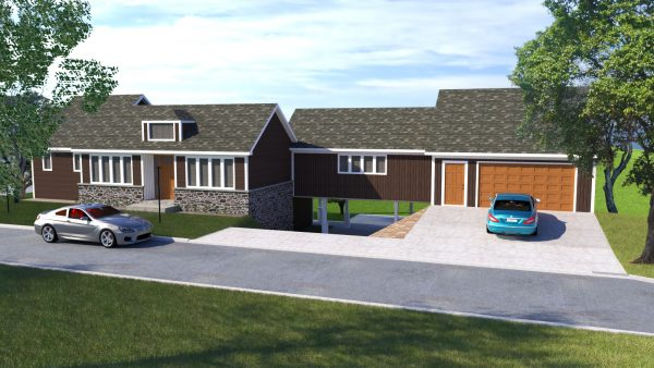 modern-house-3d-model-instant-download-obj-file-residential-frank loyd wright