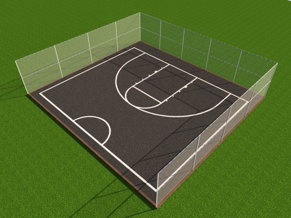3d-models-download-basketball-court-personal-outdoor design