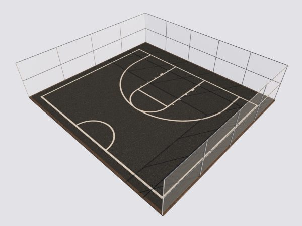 3d-models-download-basketball-court-personal-resort