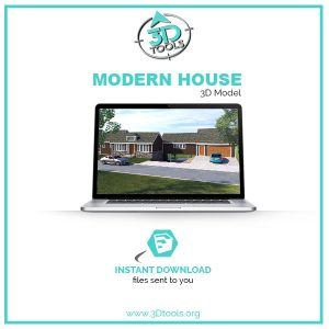 modern-house-3d-model-instant-download-obj-file