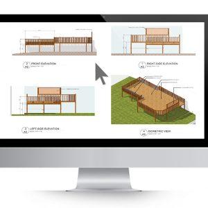 autocad technical design plans service