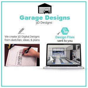 3D Tools GARAGE designs
