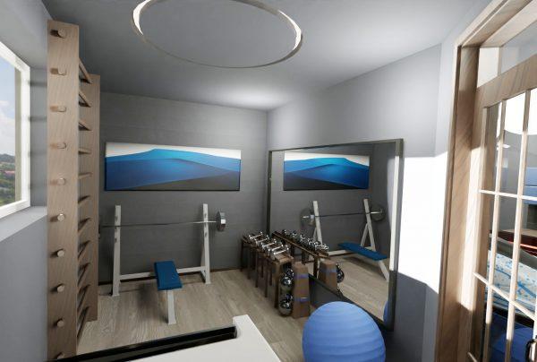 Garage_Gym design