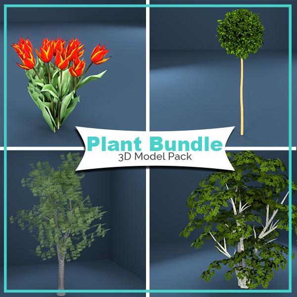 3D-Tools-plant-model-bundle-pack